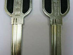 Заготовка для ключей MCM-4D_X_MCM1_X_MCM ручка с. ..