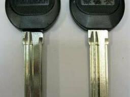 Заготовка для ключей SAN-3D Baodean Sanjin 3 паза...