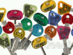 Заготовки ключей Errebi