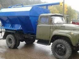 Загрузчик ЗСК-10 сухих кормов