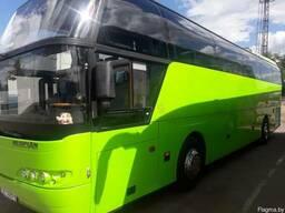Заказ автобуса по РБ, СНГ, Европе!