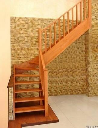 Под заказ деревянные лестницы