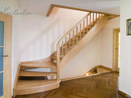 Под заказ деревянные лестницы - фото 2