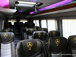 Заказ микроавтобуса на вашу свадьбу - фото 2