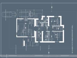 Заказать проект реконструкции деревянного дома 6х6