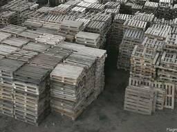 Закупка б/у и новые деревянных поддонов