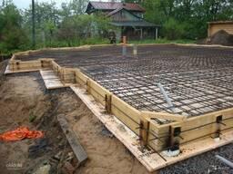 Выполним все виды бетонных работ.