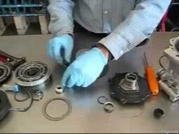 Замена электромагнитной муфты кондиционера в Ратомке