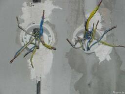 Замена электропроводки в Вилейке и Нарочи - фото 4