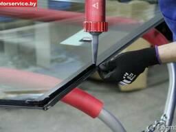 Замена лобовых стекол на грузовых автомобилях