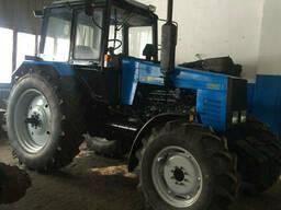 Замена сцепления трактора МТЗ 82.1, 895, 1221
