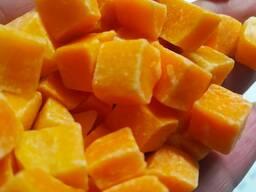 Морковь Замороженная