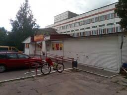 Здание магазина, г. Жодино
