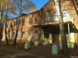 Здание под производство в г. п. Плещеницы