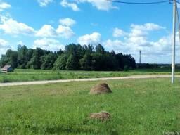 Земельный участок под строительство в дер.Прилепы