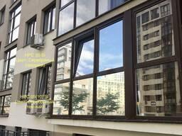 Зеркальная и атермальная тонировка окон домов и квартир Минск и Минская область
