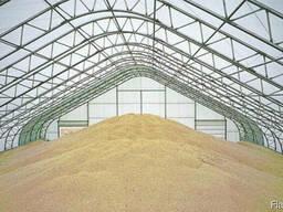 Зернохранилище, зерноток, склад для хранения сыпучей...
