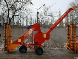 Зернометатель ПЗС-100М4.7 «Эльбрус»