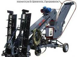 Зернометатель самопередвижной ЗМС–100