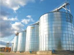 Зерноочистительные-сушильные комплексы