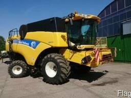 Зерноуборочный Комбайн NewHolland CX 880