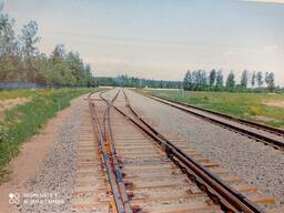Ж/д путь для отстоя вагонов