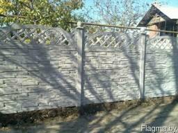 "Железобетонный забор ""Скала"""