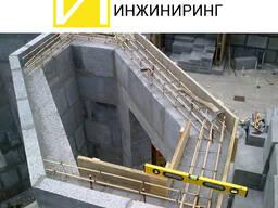 Железобетонные пояса в Минске и Минской области