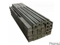 Железобетонные столбы длинна 2,80, 2,30, 1,60, 1,10