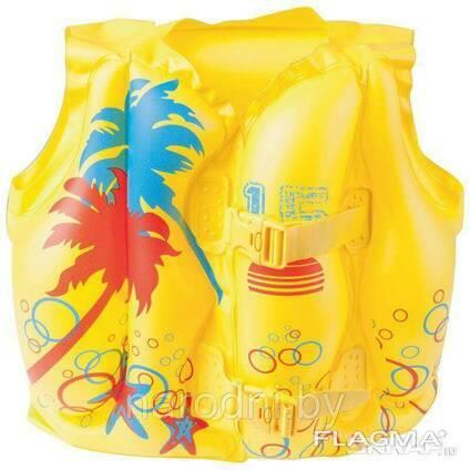 Жилет для плавания Тропический 41x30 см. , 32069 Bestway, арт.030472