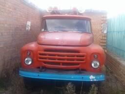 Зил 130(пожарная)
