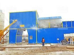 Зимние бетонные заводы Флагман 90